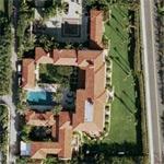 David Koch's house