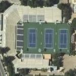 Los Angeles Tennis Center - UCLA (Google Maps)