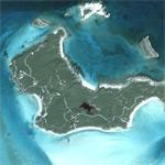 "David Copperfield's ""Musha Cay"" island (Google Maps)"