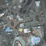 Abandoned Disneyland Knock-off (Google Maps)