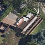 'Sturges House' by Frank Lloyd Wright (Google Maps)
