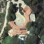 Rupert Murdoch's House (Google Maps)