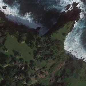 George Harrison's (Hawaiian Estate) (Google Maps)
