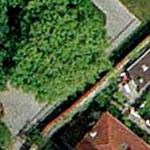 Communards' Wall (Mur des fédérés) (Google Maps)