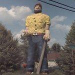 Lumberjack (StreetView)