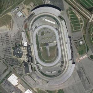 Dover International Speedway (Google Maps)