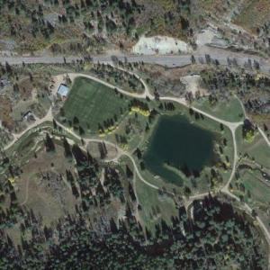 Kevin Costner's Aspen Compound (Google Maps)