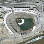 Great American Ballpark (Google Maps)