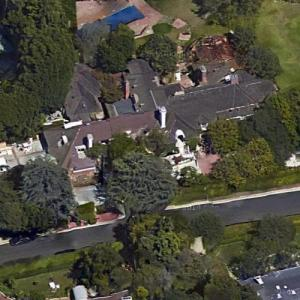 Jon Brooks's House (Google Maps)