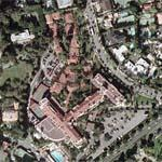 Beverly Hills Hotel (Google Maps)