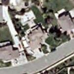 Bryan Hitt's House (Google Maps)