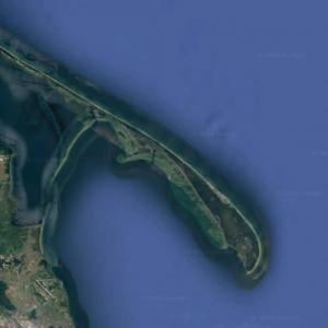Peninsula of Hel (Google Maps)