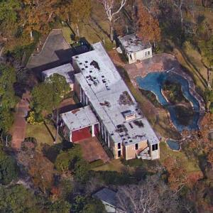 Beyonce Knowles' House (former) (Google Maps)