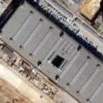 Central Sports Club of the Army Complex - Wrestling Hall (Google Maps)