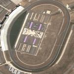 Kansas Speedway (Google Maps)