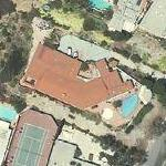 Angie Dickinson's House (Google Maps)
