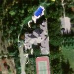 John Chambers's house (Google Maps)