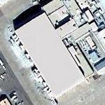 NASA Dryden chase plane hangar (Google Maps)