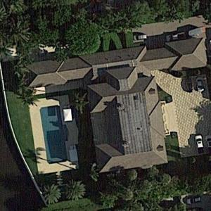 Jeff Lurie's House (Google Maps)