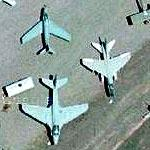 Classic Aircraft of the Jet Age (Google Maps)