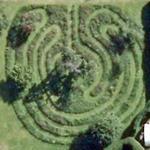 Garden maze in Norwich