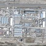 Camp Warehouse in Kabul (Google Maps)