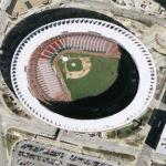 Busch Memorial Stadium (Demolished 2005) (Google Maps)