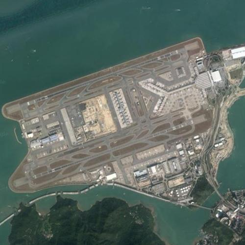 Hong Kong International Airport (Chek Lap Kok) (Google Maps)