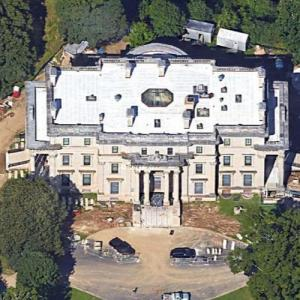 The Vanderbilt Mansion (Google Maps)