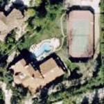 Alex Van Halen's House (Google Maps)