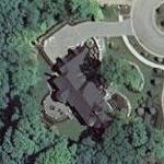 Jeff Backus' House (Google Maps)