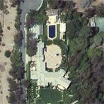 Steven Tisch's house (Google Maps)