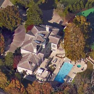 Keith Urban & Nicole Kidman's House (Google Maps)