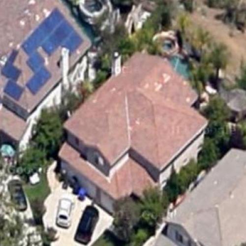 George Lynchs House In Castaic Ca Google Maps