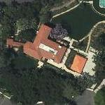 Cecil B. DeMille's House (former) (Google Maps)