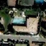 Zinedine Zidane's House (Google Maps)