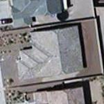 David Naughton's House (Google Maps)