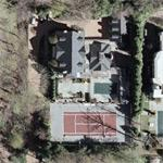 Robert L. Johnson's house (Google Maps)