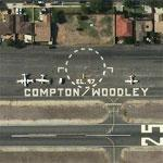 Compton/Woodley Airport (Google Maps)