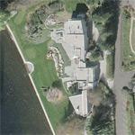 Charles Simonyi's house (Google Maps)