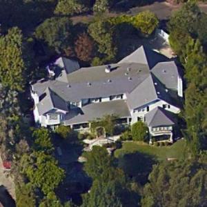 Ashton kutcher house