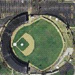 Bosse Field From A League of Their Own (Google Maps)