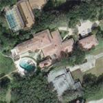 Brian France's house (Google Maps)