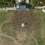 Concert in Grant Park (Google Maps)
