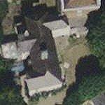 Jimmy Page's House (Google Maps)