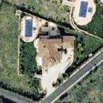 Vince Van Patten & Eileen Davidson's House (Google Maps)