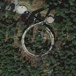 Clingman's Dome (Google Maps)