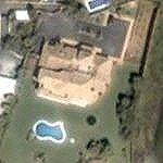 Antonio Banderas' House (Google Maps)