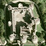 Pierrefonds castle (Google Maps)