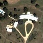 George W. Bush's Prarie Chapel Ranch (Google Maps)